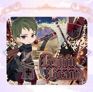 (Banner) Top Brand - Robin