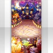 (Show Items) Hallowitch Bustling Halloween Town Stage ver.1