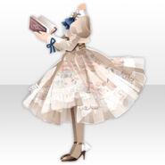 (Tops) La Clarte Ladylike Style ver.A white