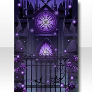 (Wallpaper Profile) Gothic Castle Wallpaper ver.A purple