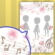 (Show Items) Stream of Melodious Melody Decor1 Pink ver.1