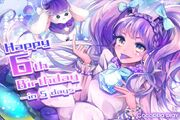 (Twitter) Happy 6th Birthday - 3