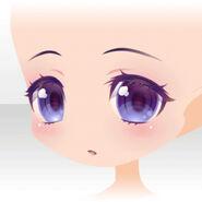 (Face) Angelic Pompous Face ver.A purple