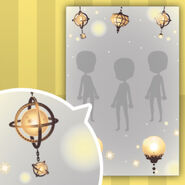 (Show Items) Phantom Lamp Decor1 Orange ver.1