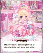 (Story) Dolls Tea Party - Start 11