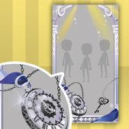 (Show Items) Night Phantom Crashed Window Decor1 Blue ver.1