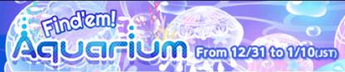 (Logo) Find'em! Aquarium