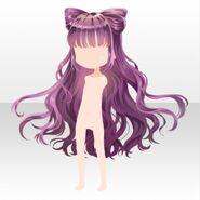 (Hairstyle) CocoPPa Dolls Princess Meryl Hair ver.A brown