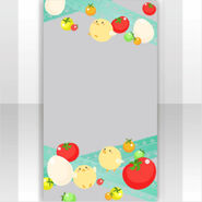 (Show Items) Tomatos, Eggs, and Chicks Gathering Decor2 ver.1