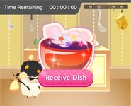 (CocoPPa Stars) Cooking End - Eddy