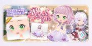 (Display) Royal girl - 2