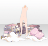 (Body Accessories) Books to Track Trajectory of Stars ver.A pink