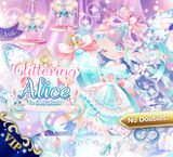 Glittering Alice in Summer