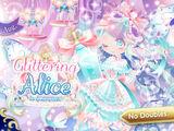 Glittering Alice in Summer