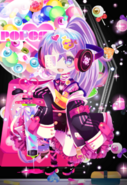 (Profile) Glittery ZOMBIE - Club Ranking Rewards
