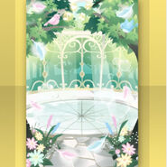 (Show Items) Chirping Bird in Forest Terrace Stage ver.1
