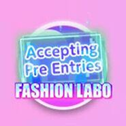 (Icon) FASHION LABO - Accepting Pre Entries