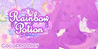 9abb6d9ebec80 (Logo) Rainbow Potion