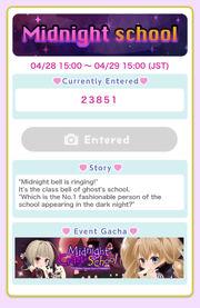(Theme) Snap Contest 7 - Midnight School