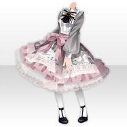 (Tops) La Clarte Little Girl Style ver.A pink