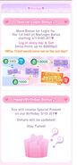 CocoPPa Play 3rd Anniversary Promo 3 (Bonus)
