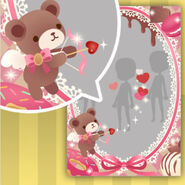 (Show Items) Valentine's Day Bear Cupid Decor2 ver.1