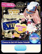 (Image) VIP TICKET GACHA - Black Friday Promo 2018