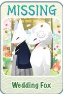 Fox Wedding Wedding Fox