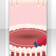 (Show Items) Strawberry Chocolate Cake Stage ver.1