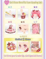 Sweet Berry Bonus List
