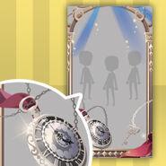 (Show Items) Night Phantom Crashed Window Decor1 Red ver.1