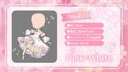 (Design Survey) Color - Pink + White