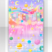 (Show Items) Pixel Retro World Stage ver.1