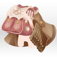 (Hand Accessories) Holding School Bag ver.A pink