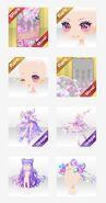 (Promotion) CocoPPa Dolls Collabo Gacha - No-Double-Promo①♡