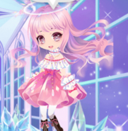 (Characters) Jewelry Princess 2020 - Jewelry Girl Pink