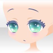 (Face) Kawaii★Star Relax Face ver.A pink