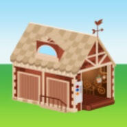 (Farm) Facilities - Stylish Barn