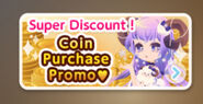 (Sub-Banner) Coin Purchase Promo - CocoPPa Play 5th Anniversary 1 1