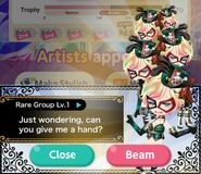 (Characters) Bad Girls - Rare Group Appeared