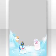 (Show Items) Aquarium Penguin Decor1 ver.1