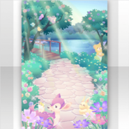 (Show Items) Fancy Forest Happy Animal Stage ver.1