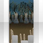 (Show Items) Midnight Graveyard in Summer Stage ver.1
