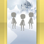 (Show Items) Snow Land Snowing Afternoon Stage