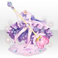 (Tops) Magical Girls Style ver.A purple