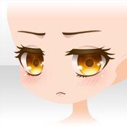 (Face) Oinari-sama Sulking Face ver.A yellow