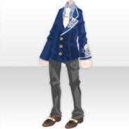 (Tops) Undercore Suit Style ver.A blue
