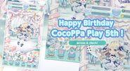 (Twitter) CocoPPa Play 5th Anniversary - My Show