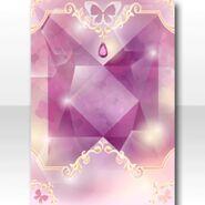 (Wallpaper Profile) Hydrangea Jewels Wallpaper ver.A pink