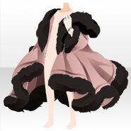 (Body Accessories) Meraviglioso Fur Coat ver.A pink